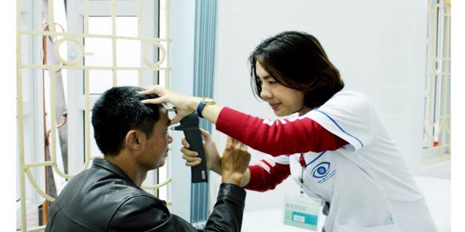 Địa chỉ khám mắt uy tín tại Hà Nội