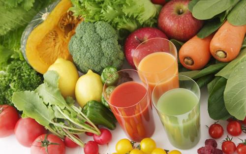 sau mổ cận thị nên ăn nhiều rau xanh